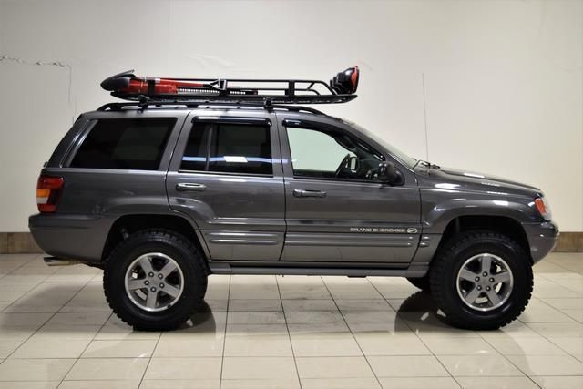 Used 2002 Jeep Grand Cherokee Lifted 4x4 2002 Jeep Grand Cherokee Overland Quadra Drive Lifted 4x4 Roof Rack Offroad 2017 2018 In 2020 Jeep Grand Cherokee Grand Cherokee Overland Jeep Grand