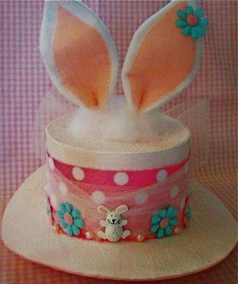 Easter-craft ideas-Easter bonnet