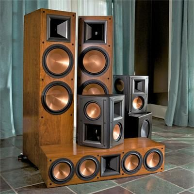 RF-7 II Home Theater System from Klipsch