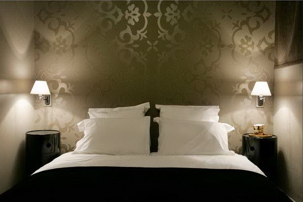 Tapeten Schlafzimmer Schoner Wohnen Luxury Tapeten Schlafzimmer Schoner Wohnen Dengan Gambar Kamar Tidur Utama Kamar Tidur Renovasi Rumah