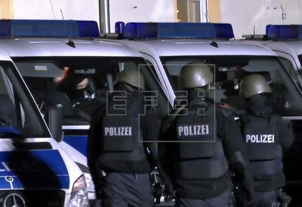 Detenidos seis sirios en Alemania sospechosos de preparar un atentado