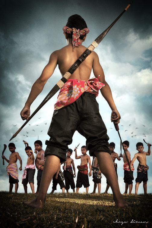 Kid Fight. #indonesia