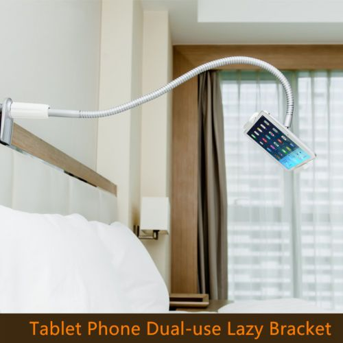 Best Long Arms Flexible Tablet Phone Holder iPad Stand For Bed Desk IPS02