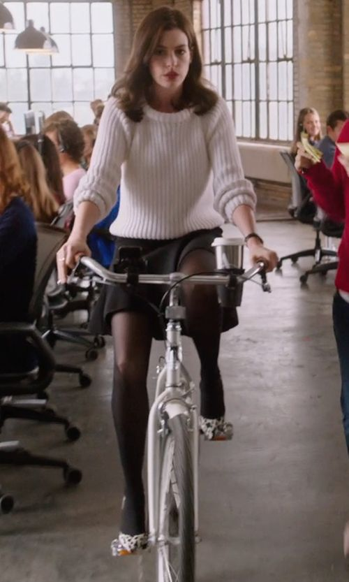 Christian Louboutin Iriza D'orsay Pump Shoes as seen on Jules Ostin in The Intern | TheTake