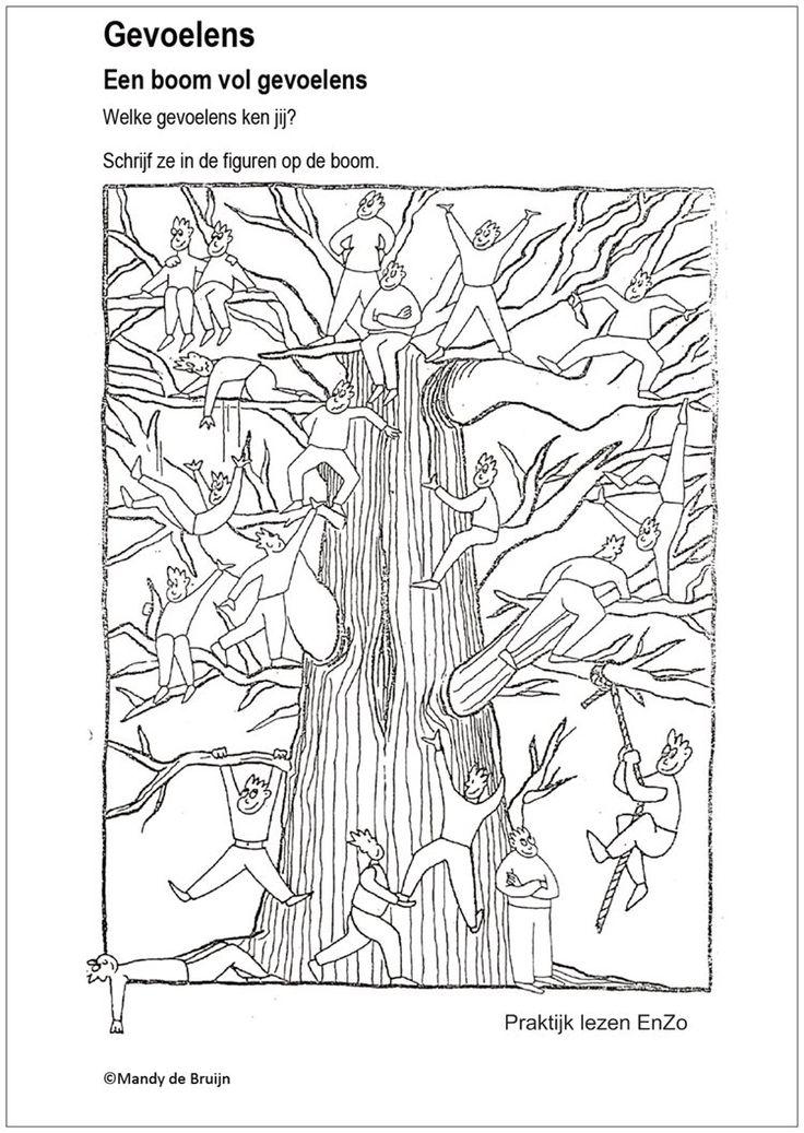 Een boom vol gevoelens