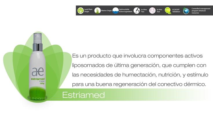 Estriamed #aldoquin #estrias #biotecnologia #dermocosmetica   REVITALIZA LO QUE SIENTES