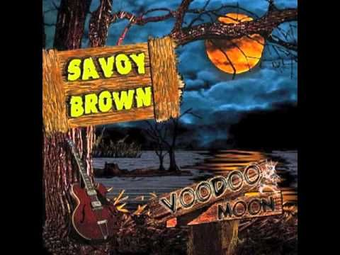 Title track from Savoy Brown's latest cd Voodoo Moon.  These guys rock!