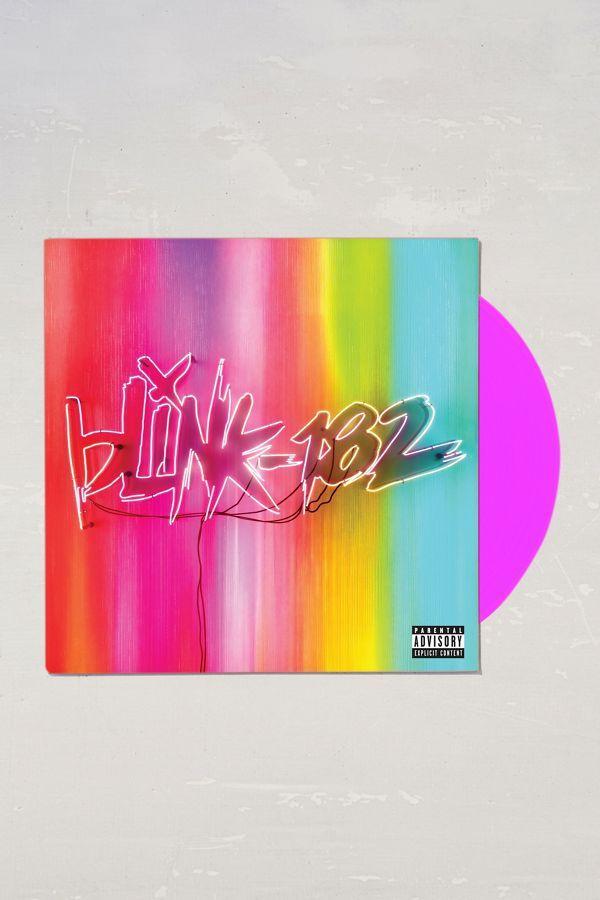 Blink 182 Nine Limited Lp Blink 182 Vinyl Blinking