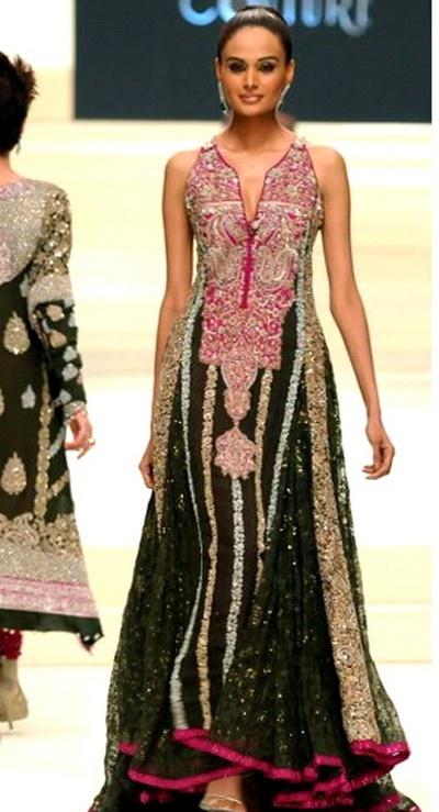 Umar Sayeed 2012 !! Love this Dress!!!