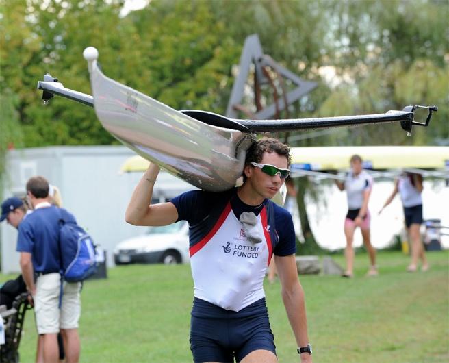 Alumnus and Sport Scholar Jamie Kirkwood selected for GB Rowing Team Squad  http://www.roehampton-online.com/?ref=4231900
