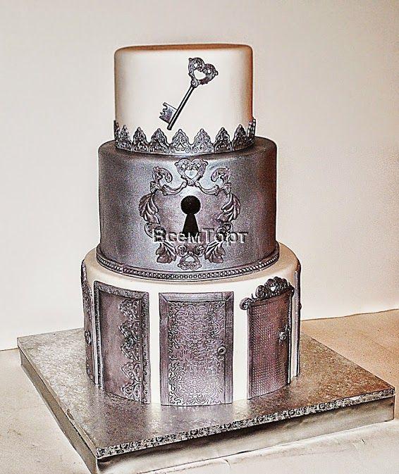 Торт на заказ Замок