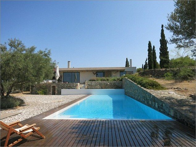 Varoufakis Summer House - Aegina Isl.