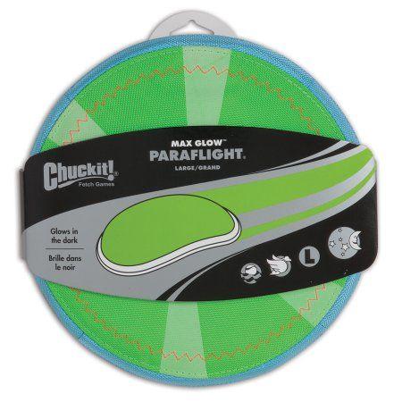 Chuckit Paraflight Dog Toy