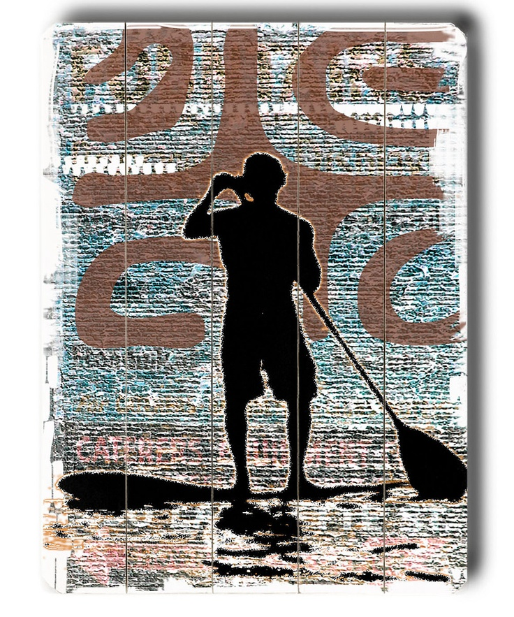 Stand-Up Paddle Sign