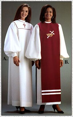 Pastoral Choir Robe