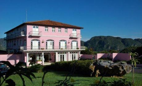 Vinales, Cuba. Hotel Los Jazmines. Hilde stayed here last July 2012. Get more info from her at hilde.devos@worldoftravel.be