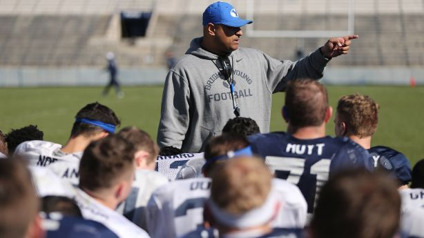 With the Big 12 continuing to court members for potential expansion, urgency on Kalani Sitake to win now may take place of the nostalgia and momentum he's built at BYU.