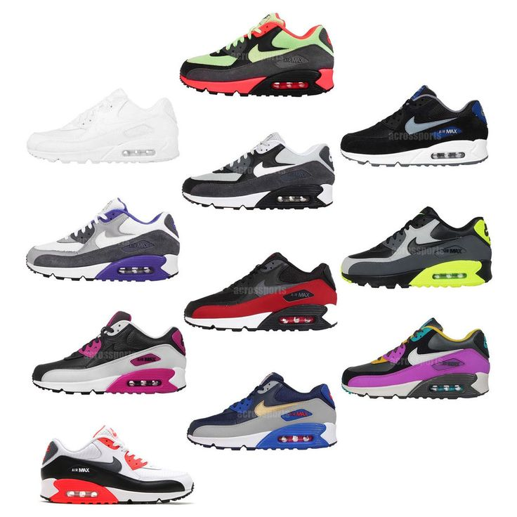 Nike Air Max 90 Essential / LTR Mens Running Shoes Sneakers Trainers Pick 1
