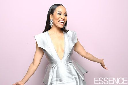 Dawn-Lyen Gardner - EXCLUSIVE: Celebrities Slayed In The ESSENCE 2017 Black Women In Hollywood Awards' Photo Booth