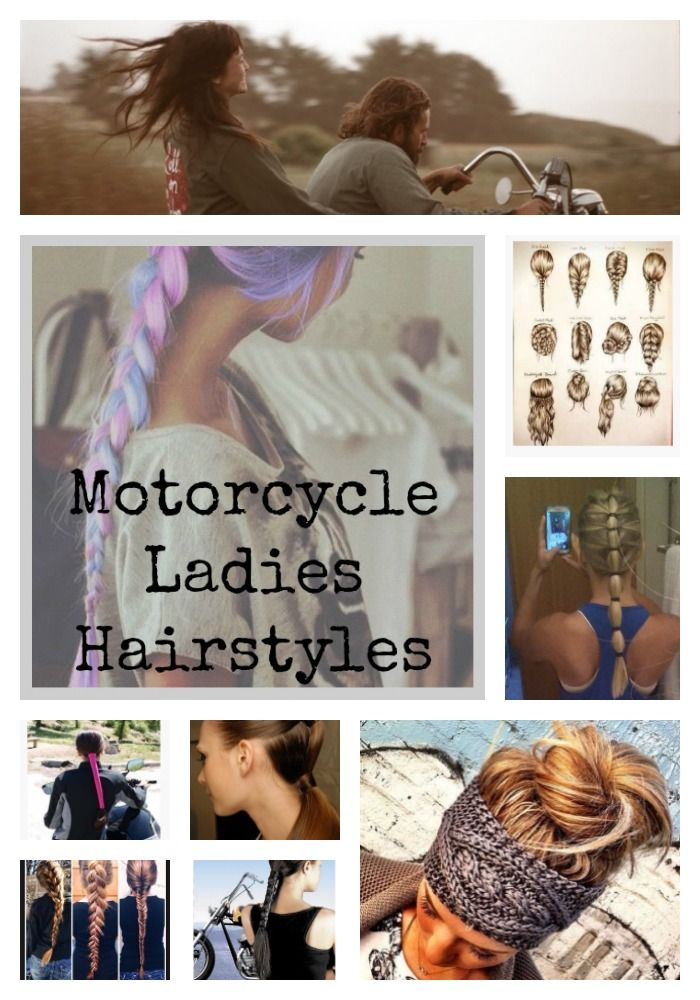 Helmet Hair. You've been there, in the center of a parking lot surround by about 1,000 bikers – half of them checking you out the second you slowed down from the main road. It doesn't matter if you ride your own, or you ride with your man on the passenger seat; you ride. You enjoy …