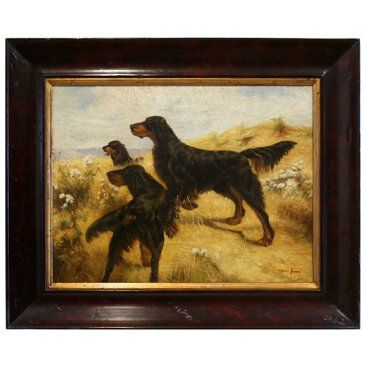 Check out this item at One Kings Lane! Three Gordon Setters