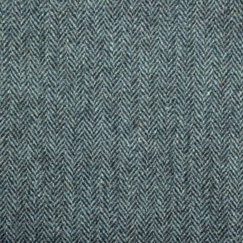 Herringbone - Ocean Spray fabric, from the Harris Tweed collection by Art of the loom