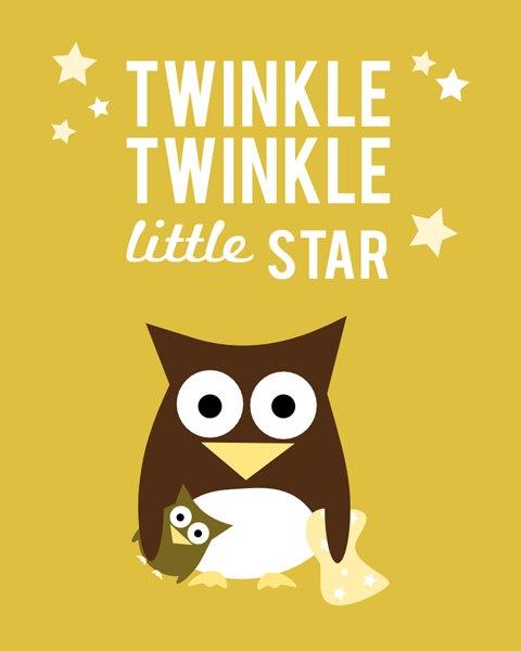 Twinkle Twinkle Little Star: Stars Owls, Kids Stuff, Starry Night, Baby Baby, Kids Room, Baby Ideas, Baby'S Room, Twinkle Twinkle, Baby Shower