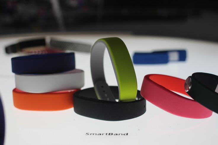 Sony has released a fitness tracker, the Sony Smartband 2, that comes in black, white, pink and indigo. It is also water resistant  http://www.morningnewsusa.com/sony-introduces-water-resistant-smartband-2-2333580.html