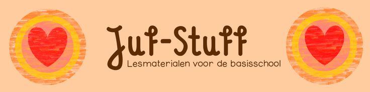 Juf-Stuff reactiespel voor groep 7/8 - uitleg