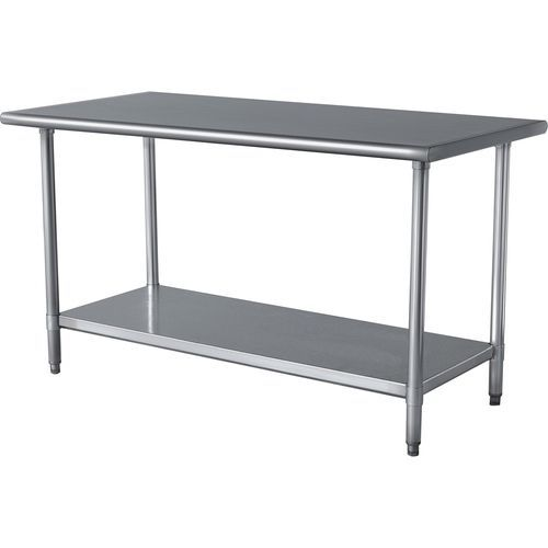 1000 ideas about stainless steel prep table on pinterest stainless steel table butcher block. Black Bedroom Furniture Sets. Home Design Ideas