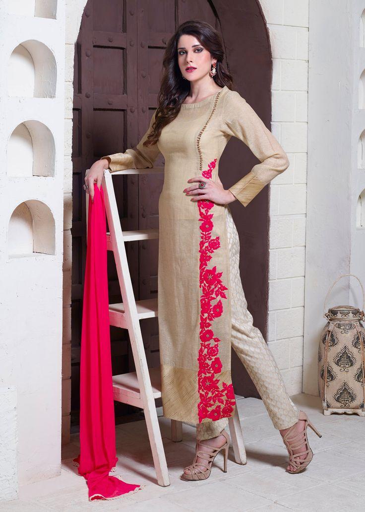 1000+ ideas about Designer Salwar Suits on Pinterest ...