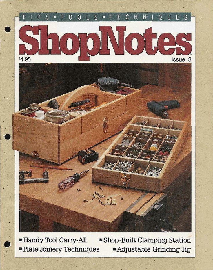 Shopnotes issue 03 Magazine Shopnotes
