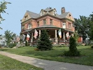 The Christmere House Sturgis, MI Old houses Pinterest
