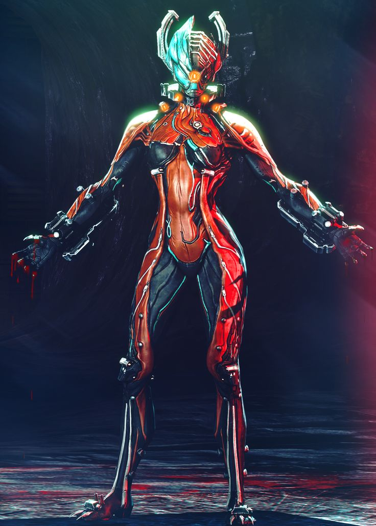 A Tribute To Warframe: Valkyr by AnoobArak94