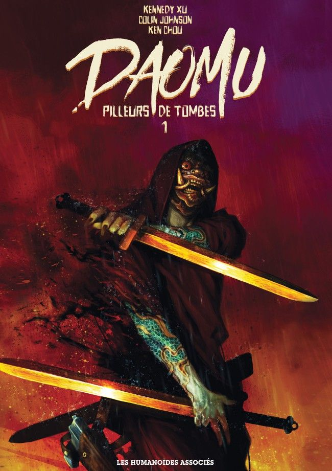 Couverture de Daomu - Pilleurs de tombes (Numérique) -1- Volume 1