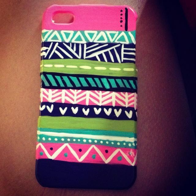 Diy Painted Phone Case Best 25 Sharpie Phone Cases Ideas On