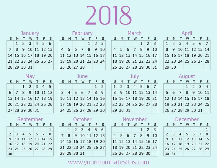 You Can Download 2018 Quality Calendar Samples All These Transparent Images Are Belong