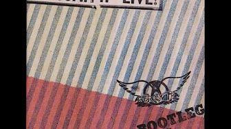 BOOTLEG LIVE aerosmith - YouTube