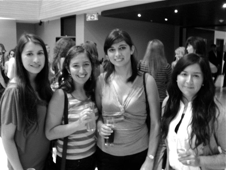Be Bloggera en Evento Cosmopolitan Marzo 2012
