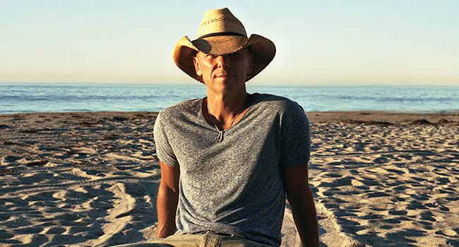 Kenny Chesney announces 'Live in No Shoes Nation'