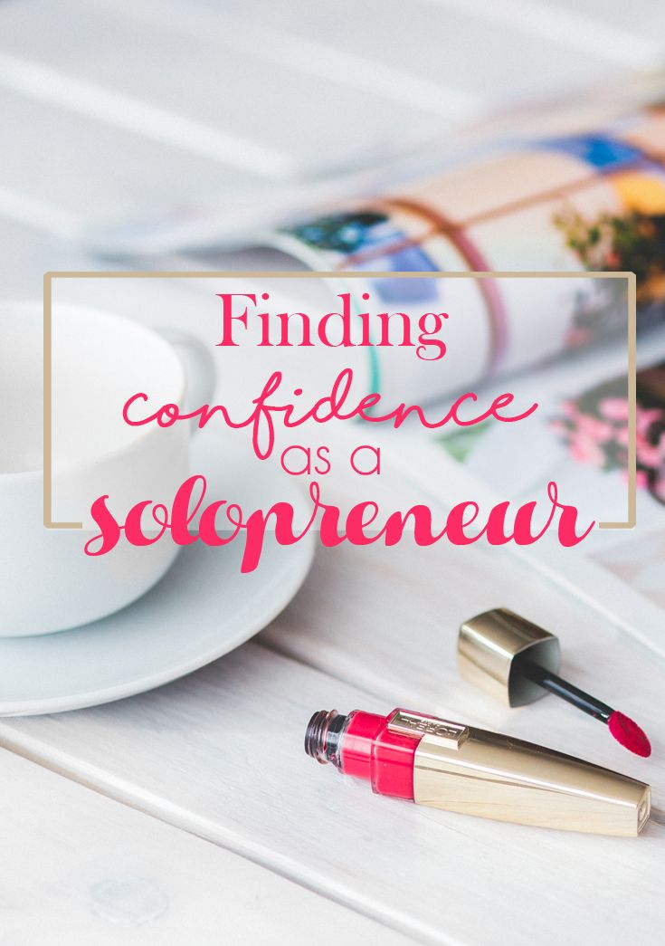 Finding Confidence as a Solopreneur - L Bee and the Money Tree