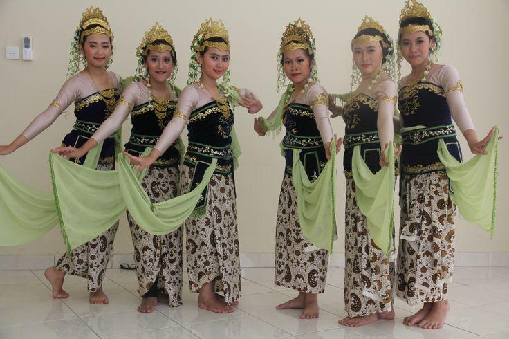 Badaya, Sundanese traditional dance from West Java, Indonesia