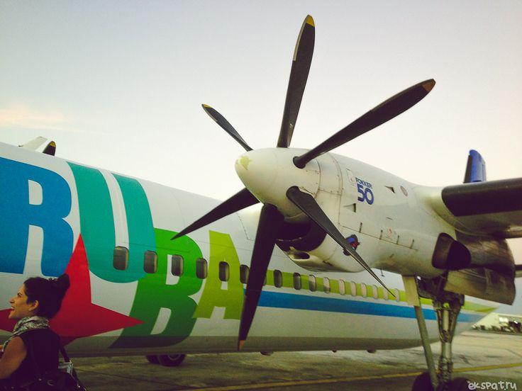Fly to Aruba / Путешествия, Аруба,самолет блог о путешествиях http://ekspat.ru/