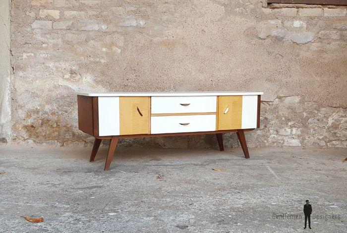 Les 25 meilleures id es de la cat gorie meuble tele blanc for Meuble antique japonais