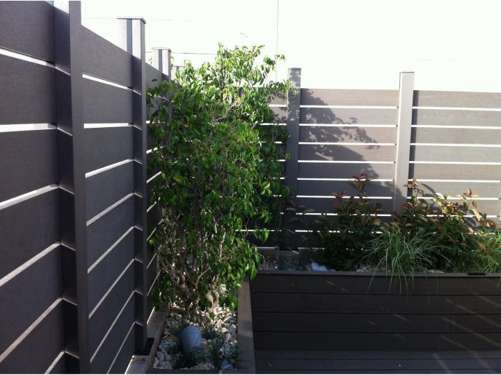 8 best images about vallas de exterior de madera for Terraza de madera exterior