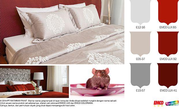 Warna Keberuntungan Shio Tikus  #BiasaJadiLuarBiasa  http://matarampaint.com/detailNews.php?n=268