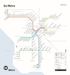 Guide To The Metro Rail In Los Angeles - CBS Los Angeles