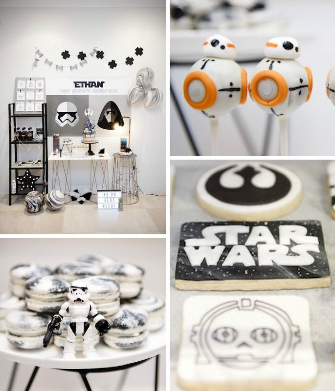 Super 25+ unique Geek birthday ideas on Pinterest | Star wars birthday  VV85