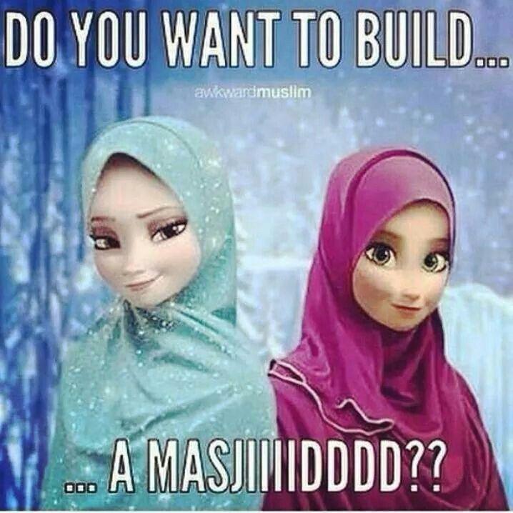 #Frozen#hijabistyle