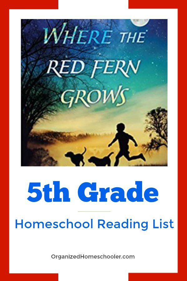 5th Grade Reading List: Eclectic Edition